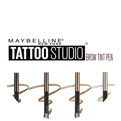 Maybelline TattooStudio Brow Tint Pen Badge