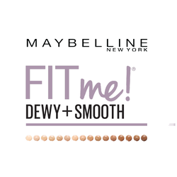 Maybelline Fit Me Dewy + Smooth Virtual Badge