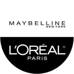 Maybelline & L'Oréal Paris at Walmart VirtualVox Badge