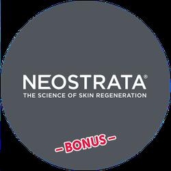 NEOSTRATA SKIN ACTIVE|DERM ACTIF Bonus Badge