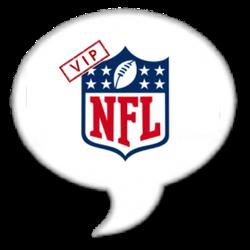 NFL VIP Badge
