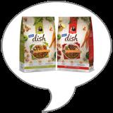 Rachael Ray Nutrish DISH® brand badge