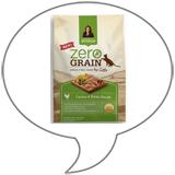 Nutrish™ Zero Grain Bonus Badge