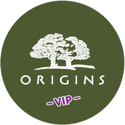 Origins Clear Improvement™ VIP Badge