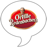 Orville Redenbacher Brand Badge