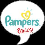 Pampers Easy Ups BONUS Badge