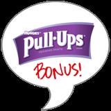 Pull-Ups BONUS Badge