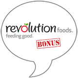 Revolution Foods® Bonus Badge