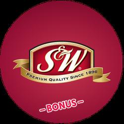 S&W Savory Sides Bonus Badge