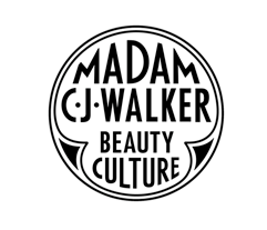 Madam C.J. Walker Badge