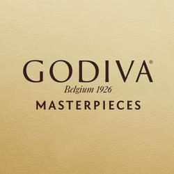 Godiva Masterpieces Badge