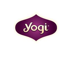 Yogi Tea Badge