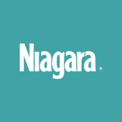 Niagara® Brand Badge