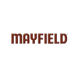 Mayfield Creamery Badge