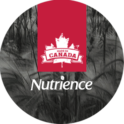 Nutrience SUBZERO Fraser Valley Badge