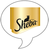 SHEBA® Meaty Tender Sticks Badge