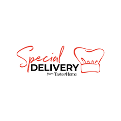 Taste of Home Special Delivery Badge