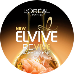 L'Oréal Elvive Oil Badge