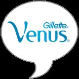 Gillette Venus Badge