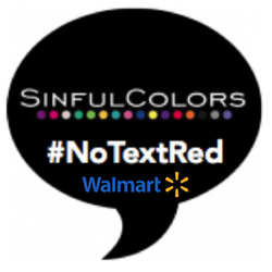 SinfulColors #NoTextRed Virtual Vox