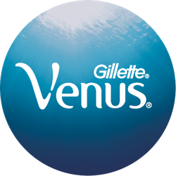 Gillette Venus® Swirl Badge