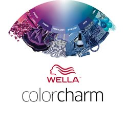Wella colorcharm PAINTS Badge
