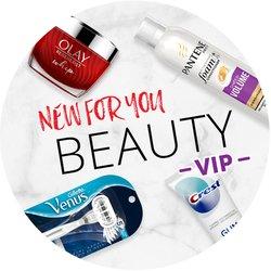 New Beauty At Target VIP Badge