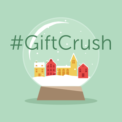 #GiftCrush Badge