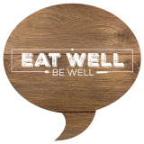 Eat Well Be Well VoxBox Badge