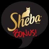SHEBA® BONUS Badge