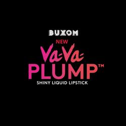 BUXOM Va-Va-Plump™ Badge (BV)