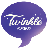 Twinkle VoxBox Badge
