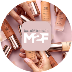 bareMinerals Made2Fit Virtual Badge