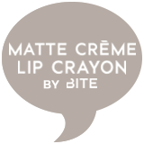 BITE Matte Crème Lip Crayon Badge