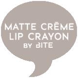 #TheMatteCremeLip Badge