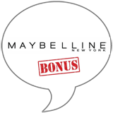 Maybelline Colossal Big Shot BONUS Badge