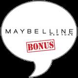 Maybelline Colossal Big Shot BONUS Badge