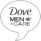 Dove Men+Care Charcoal and Clay Body Wash Badge