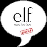 e.l.f. BONUS Badge