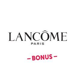 Lancôme Visionnaire Skin Solutions Bonus Badge