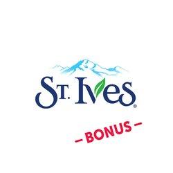 St. Ives BONUS Badge