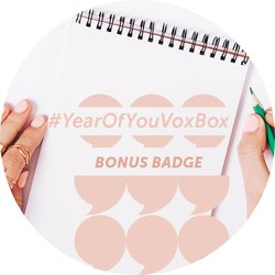 Year of You BONUS Badge