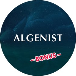 Algenist Bonus Badge