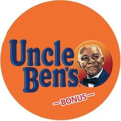Uncle Ben's® Flavor Infusions BONUS Badge