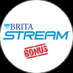 Brita Stream BONUS Badge