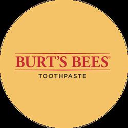Burt's Bees' Toothpaste Badge
