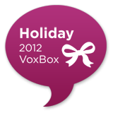Holiday VoxBox '12