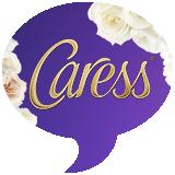 Caress® Endless Kiss™ Badge