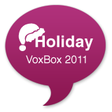 Holiday VoxBox '11
