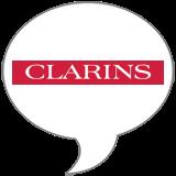 Clarins Badge